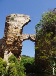 Castello porta occidentale