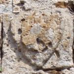 Castello stemma Iglesias pali aragonesi
