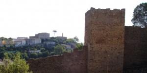 Iglesias mura pisane e Castello