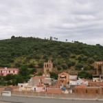 Iglesias veduta torri e mura