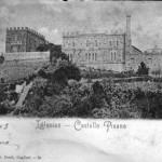 Castello foto del 1902