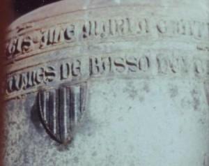 Cattedrale campanone Andrea Pisano particolare