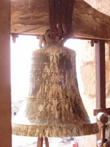 Cattedrale campana di Mosen (don) Antonio