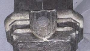 San Francesco stemma aragonese