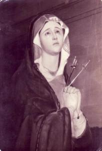 La Vergine della Pietà del Santo Monte